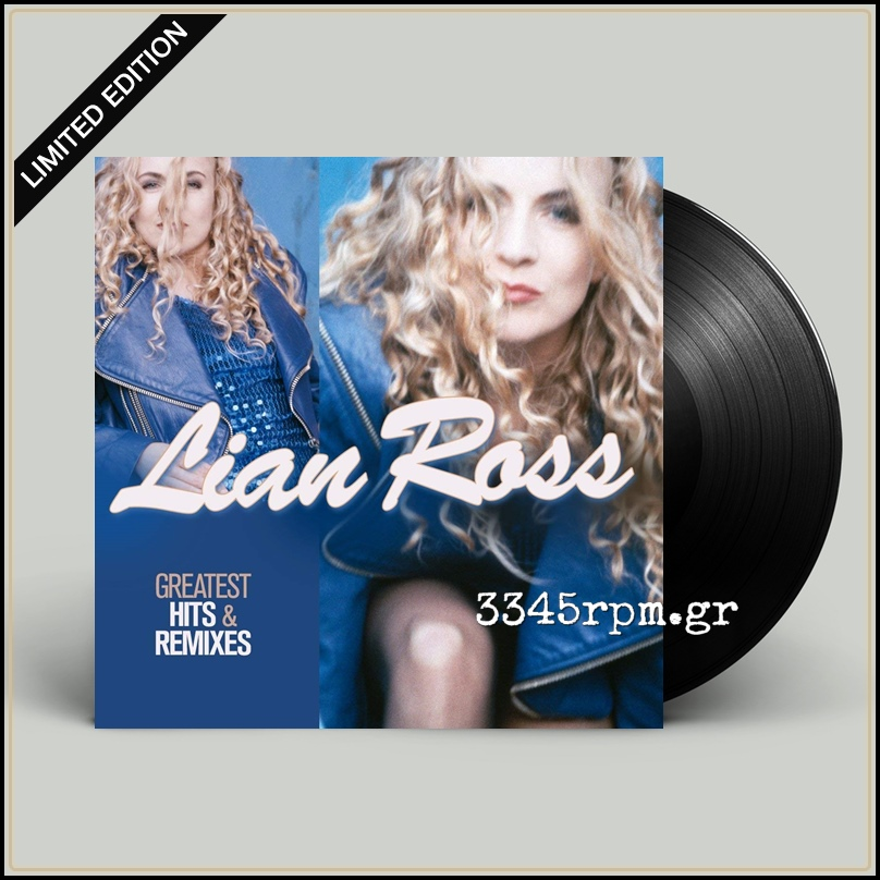 Ross, Lian - Greatest Hits & Remixes Vinyl LP