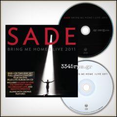Sade - Bring Me Home - Live 2011 - DVD-CD Set