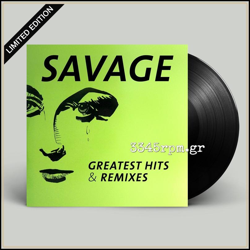 Savage - Greatest Hits & Remixes Vinyl LP