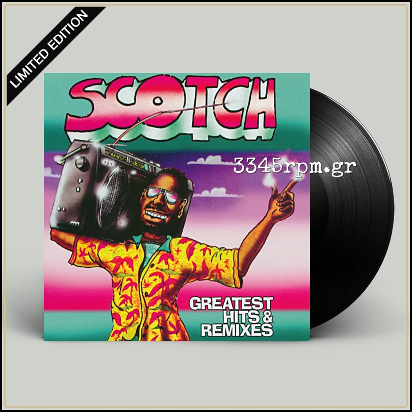 Scotch ‎- Greatest Hits & Remixes - Vinyl LP