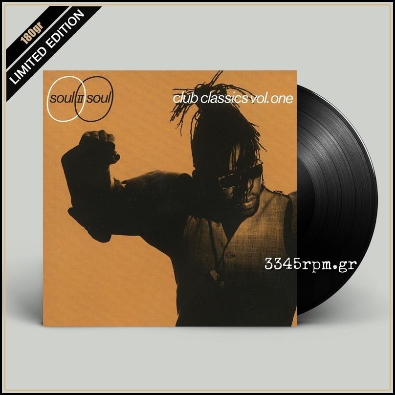 Soul II Soul - Club Classics Vol.1 - Vinyl LP 180gr