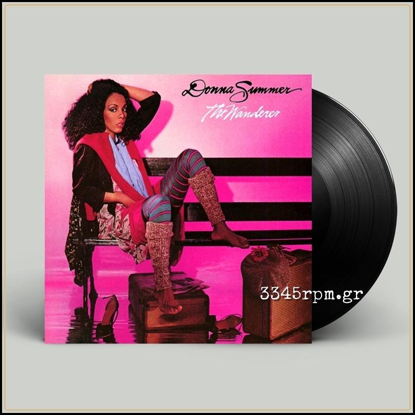 Summer, Donna - The Wanderer - Vinyl LP