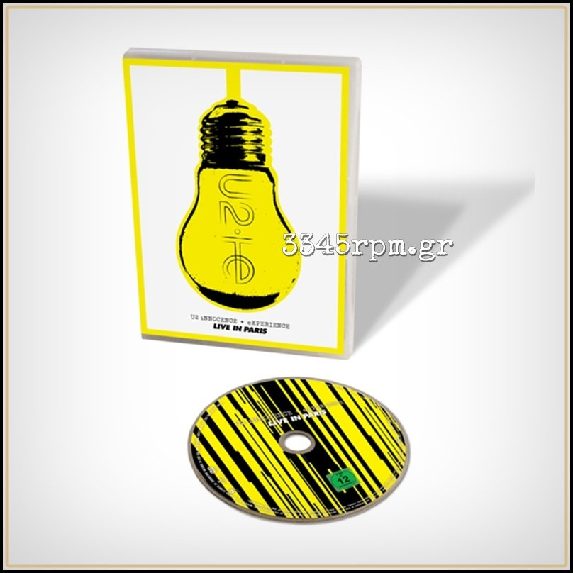 U2 - Innocence + Experience - DVD