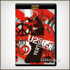 U2 - Vertigo 2005 - DVD