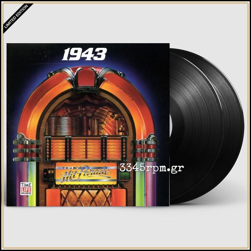 Your Hit Parade 1943 - Vinyl 2LP