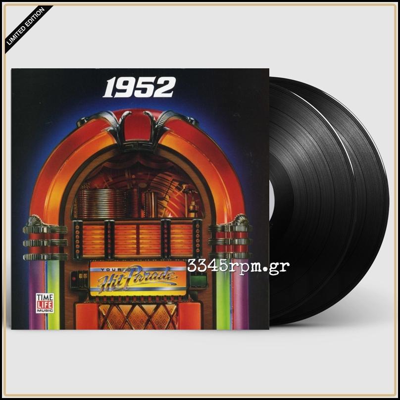 Your Hit Parade 1952 - Vinyl 2LP