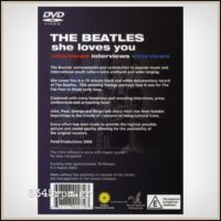 Beatles She Loves You - DVD