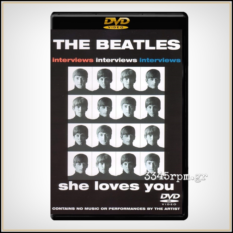 Beatles - She Loves You - DVD