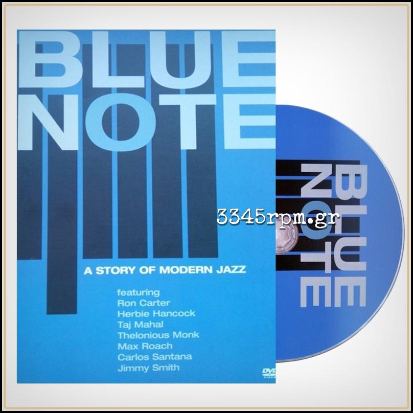 Blue Note A Story Of Modern Jazz - DVD