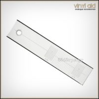 Cartridge Alignment Protractor Vinyl Aid