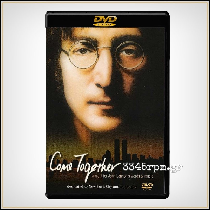 Come Together - A Night For John Lennon - DVD