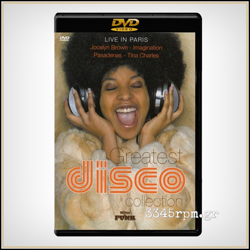 Greatest Disco Collection - DVD