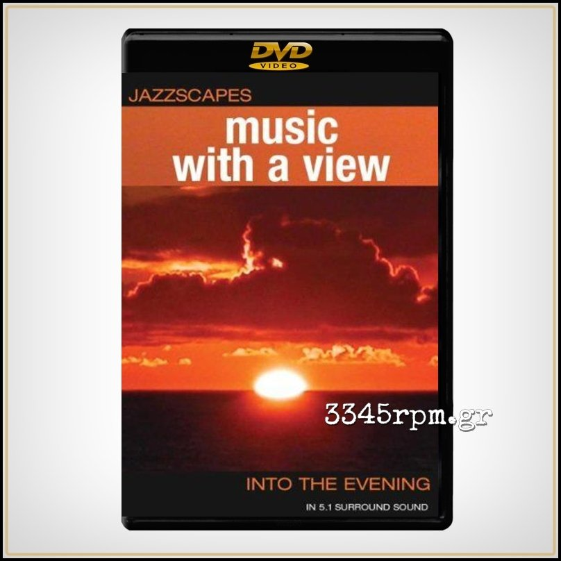 Jazzscapes - Music With a View - Into The Evening - DVD