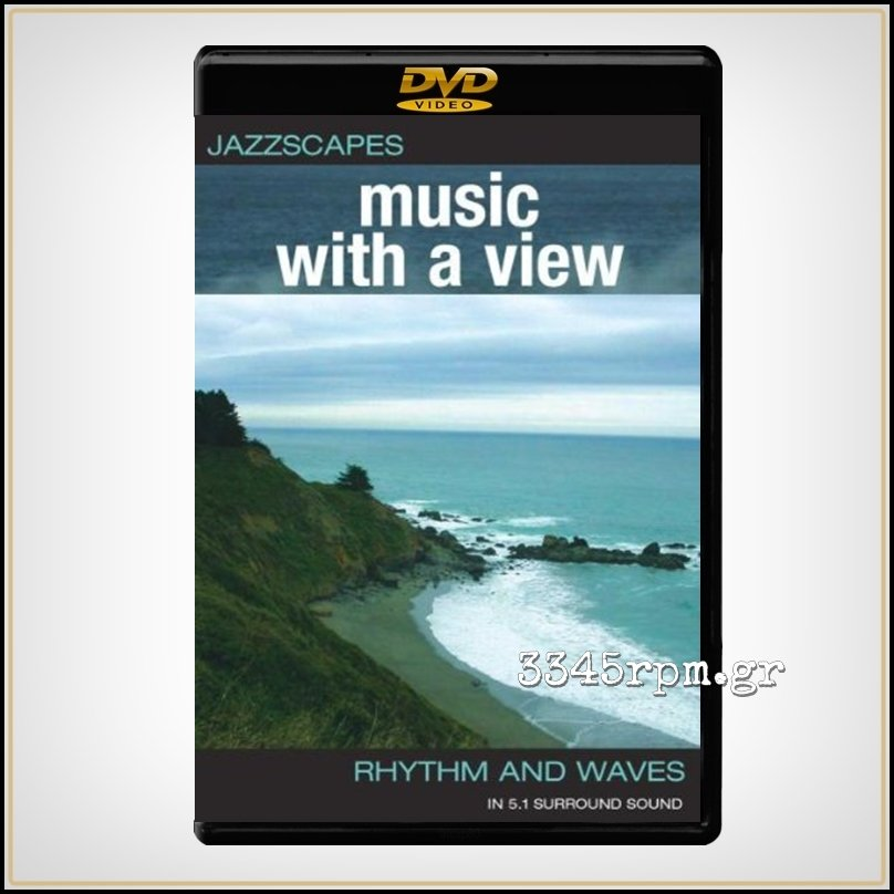 Jazzscapes - Music With a View - Rhythm and Waves - DVD
