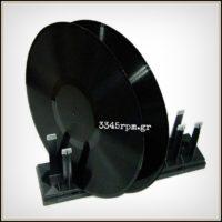 Knosti Disco Antistat Vinyl Record Cleaning Machine Kit_