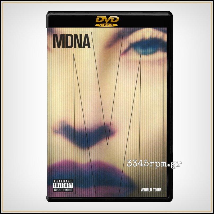 Madonna - MDNA World Tour - DVD