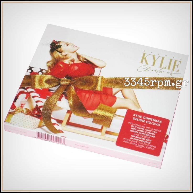 Minogue, Kylie - Kylie Christmas - CD & DVD