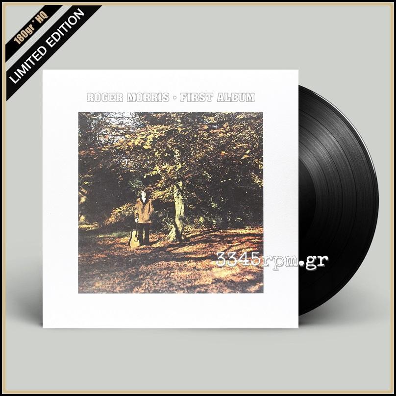 Morris, Roger - First Album - Vinyl LP 180gr