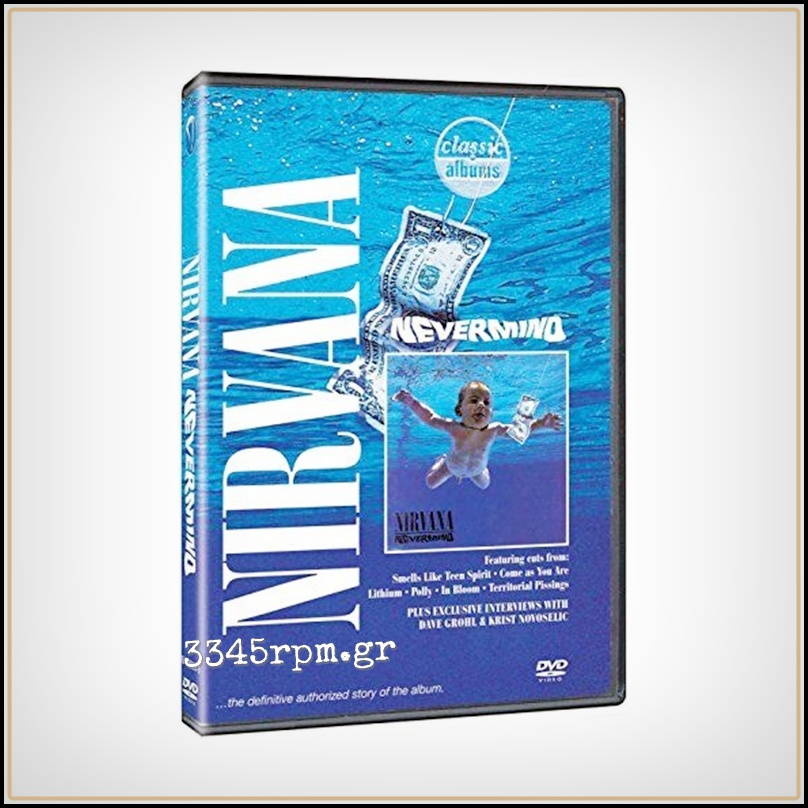 Nirvana - Nevermind - DVD