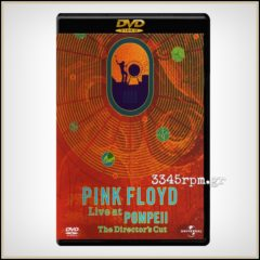 Pink Floyd ‎- Live At Pompeii - DVD