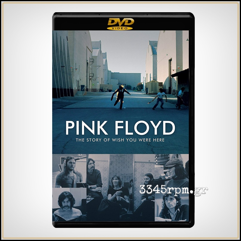 Pink Floyd - The Story Of Wish You Were Here - DVD