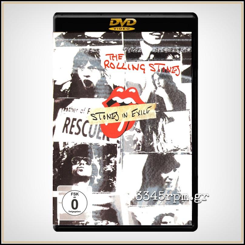 Rolling Stones - Stones In Exile - DVD