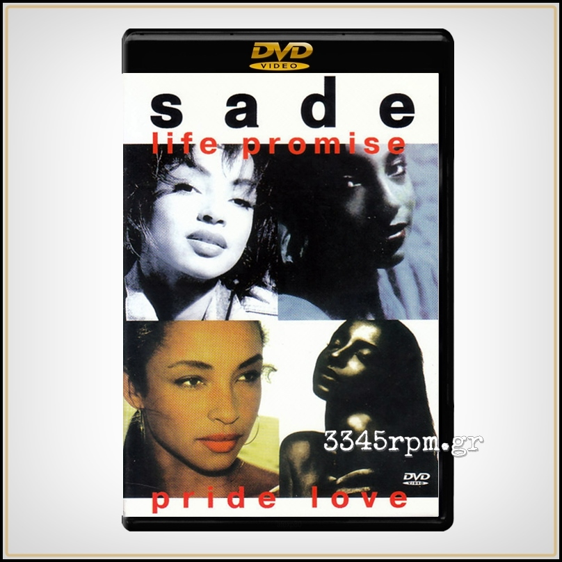 Sade - Life Promise Pride Love - DVD