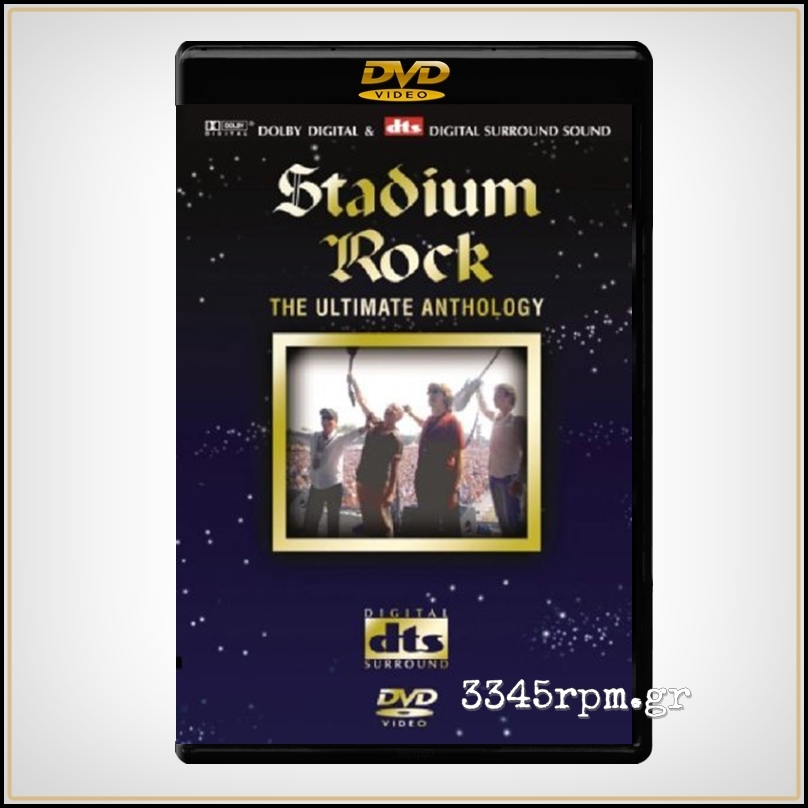 Stadium Rock - The Ultimate Anthology - DVD