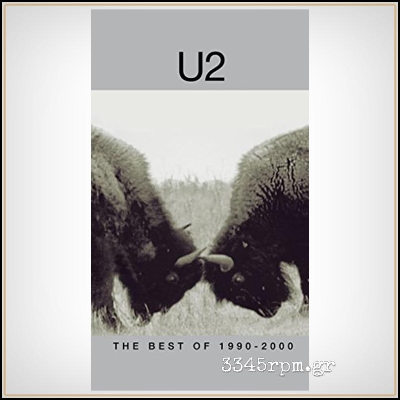 U2 - The Best Of 1990-2000 - DVD