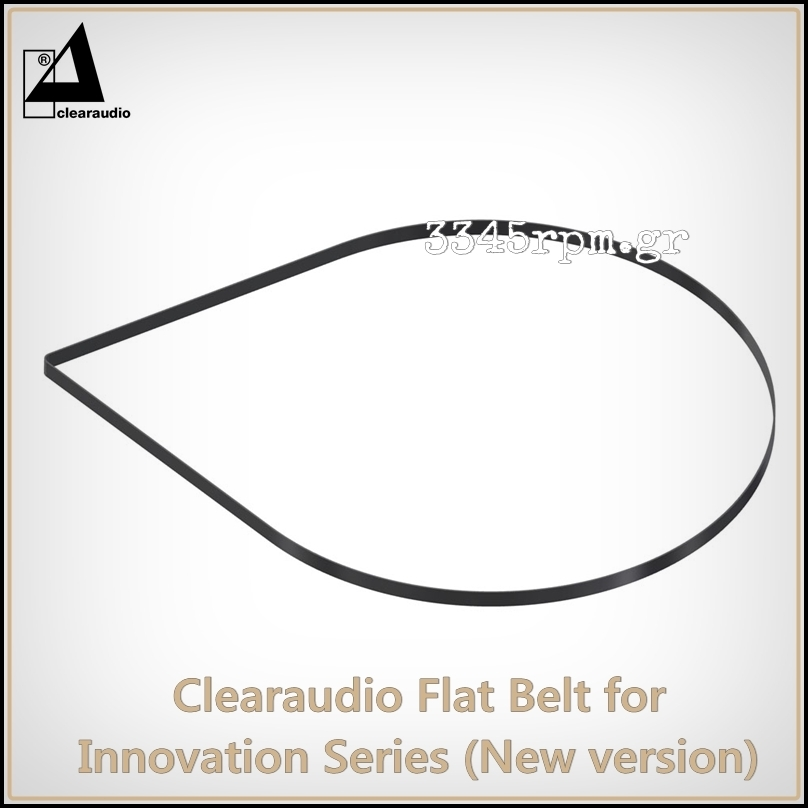 Clearaudio Flat Belt for Innovation Series