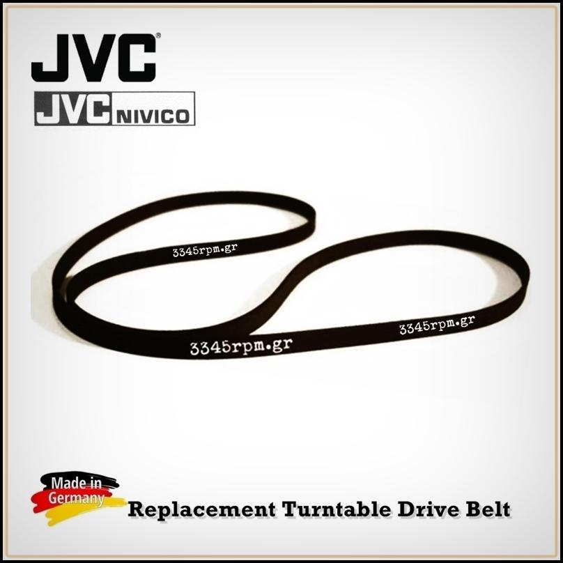 JVC - NIVICO Turntable Drive Belt