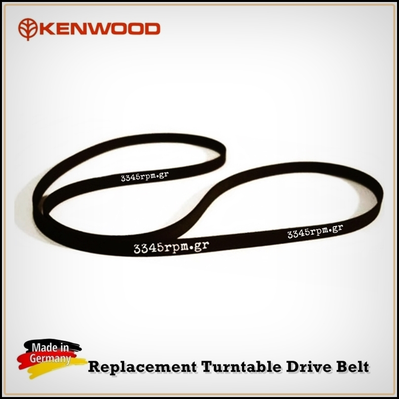 Kenwood Turntable Drive Belt