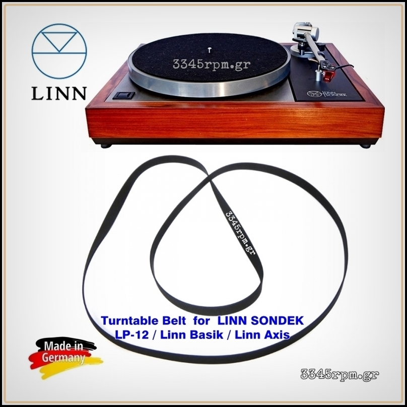 LINN SONDEK LP-12 Turntable Drive Belt