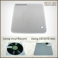Professional Vinyl Record Cleaning Work Mat-