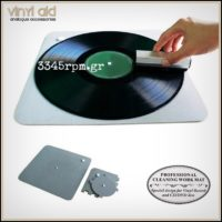 Professional Vinyl Record Cleaning Work Mat_
