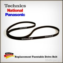 Technics - Panasonic Turntable Drive Belt
