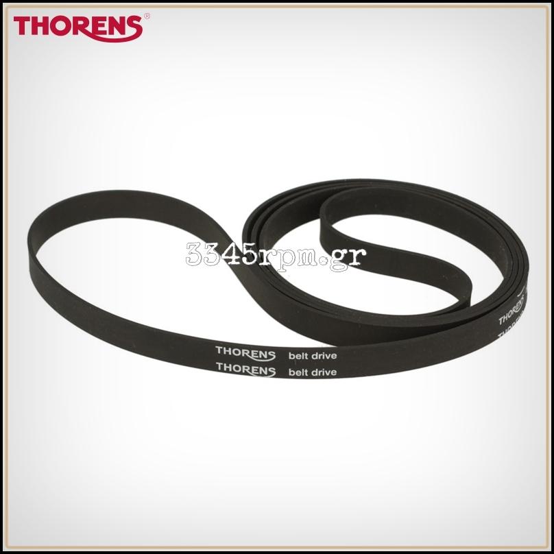 Thorens Standard Turntable Drive Belt Original