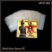 Vinyl record Outer sleeves 10inch_PE