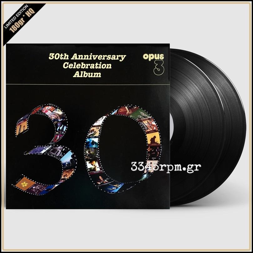 30th Anniversary Celebration Album - Vinyl 2LP 180gr HQ