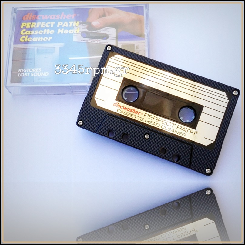 Discwasher Perfect Path Cassette Head Cleaner