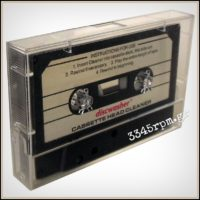 Discwasher Perfect Path Cassette Head Cleaner_