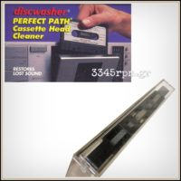 Discwasher Perfect Path_Cassette Head Cleaner