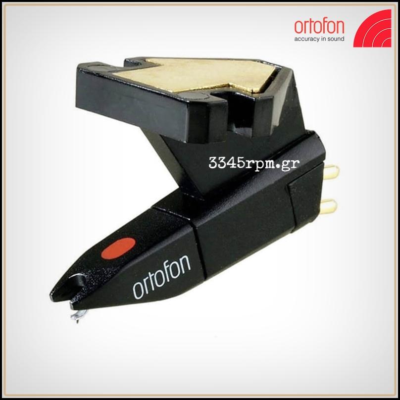 Ortofon OM10 Turntable Cartridge with Elliptical Stylus