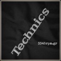 Technics Turntable Dust Cover Protector Technics SL1200MK Black -Silver