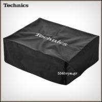 Technics Turntable Dust Cover Protector Technics SL1200MK Black- Silver