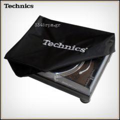 Technics Turntable Dust Cover Protector Technics SL1200MK Black-Silver