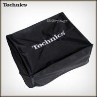Technics Turntable Dust Cover Protector Technics SL1200MK Black_Silver