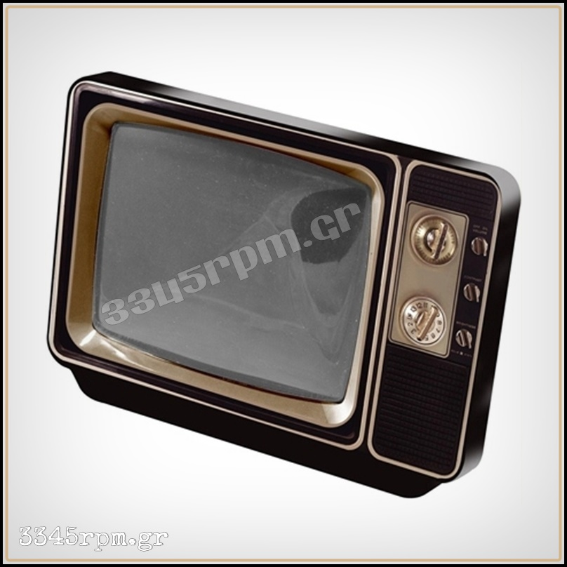 Photo Frame Retro TV