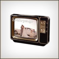 Photo Frame Retro TV_
