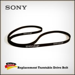 SONY Turntable Drive Belt